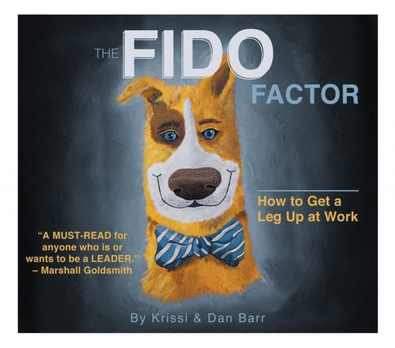 HCS Book Recommendation: The Fido Factor by Krissi and Dan Barr | HIRECONSULTING.COM